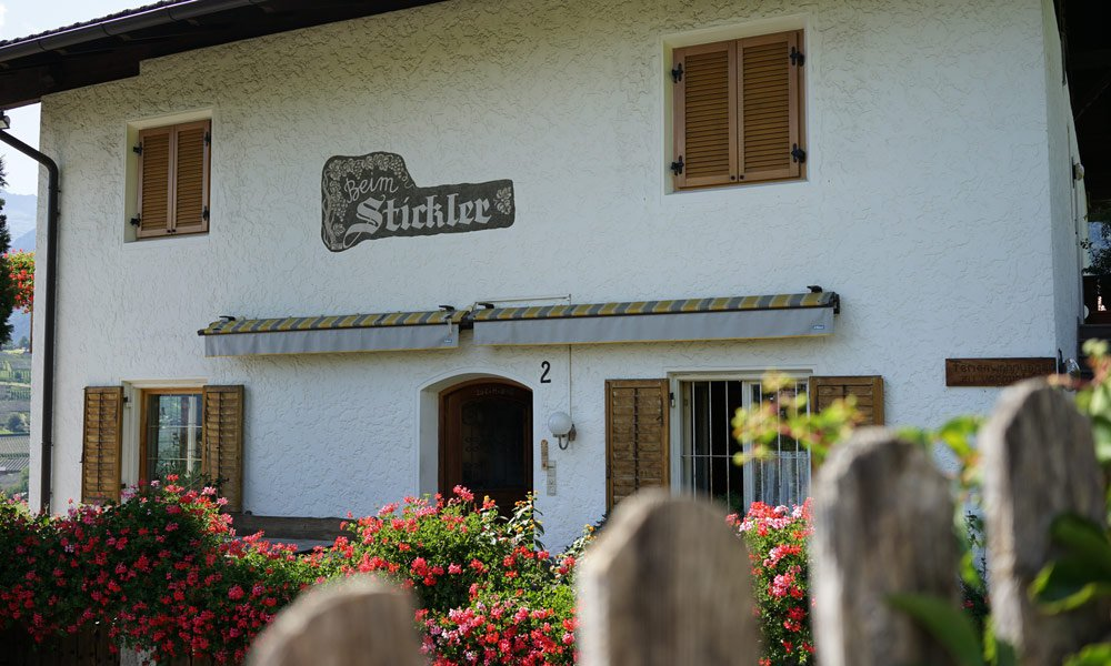 Unsere Appartements in Schenna: Große Ferienwohnungen in Traumlage